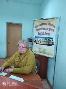 Тетяна Жайворонок