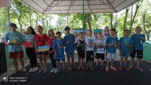 Патріотична гра-квест «В серці маю Україну»