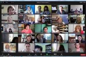 ХІ Міжрегіональний ярмарок бібліотечних інновацій «БІБЛІОКРЕ@ТИВ – 2021»