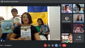 Онлайн-зустріч «Нас єднає стяг держави»