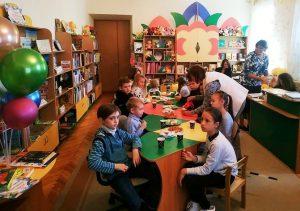 Переможці бібліотечних акцій